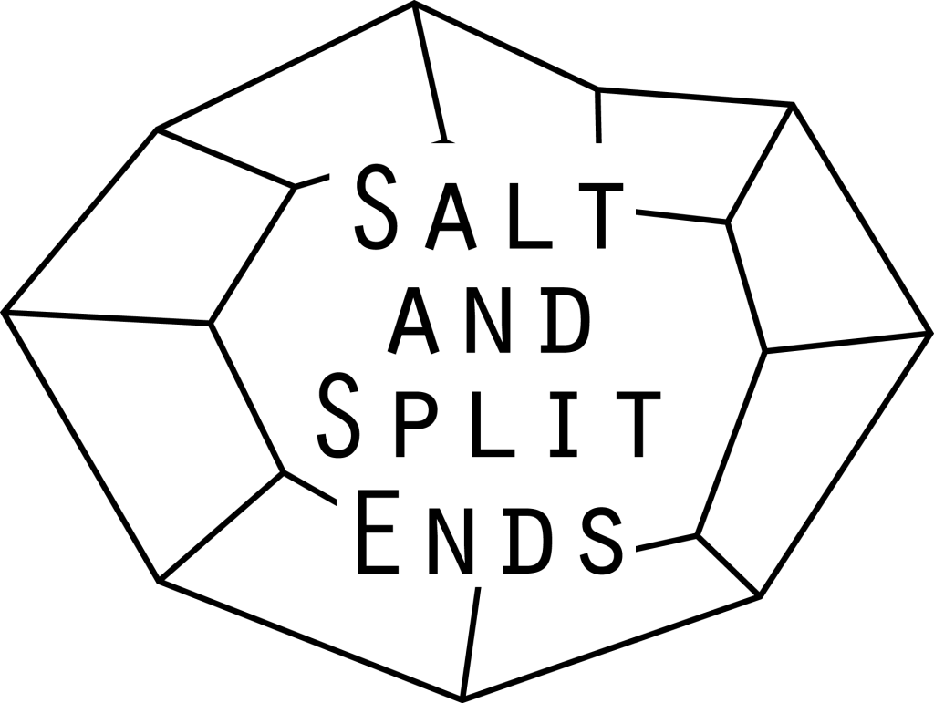 salt and split ends