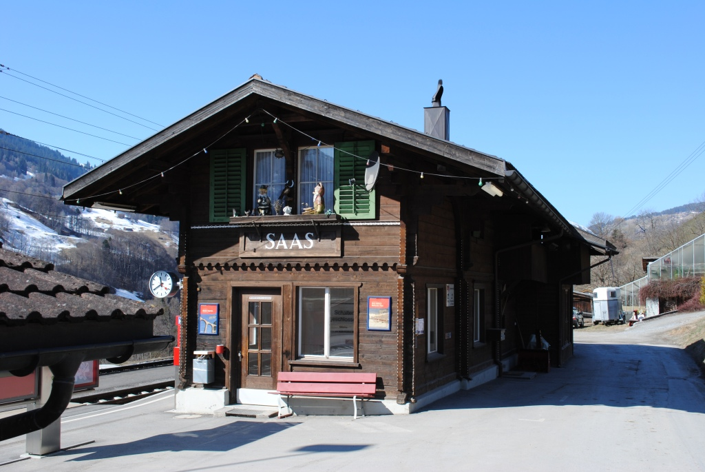 saas station switzerland